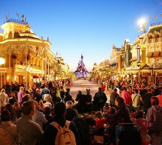 טיול Disneyland Paris