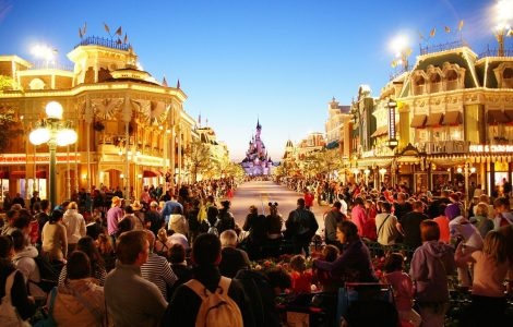 טיול Disneyland Paris