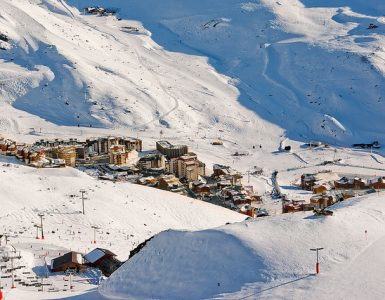 טיול סקי