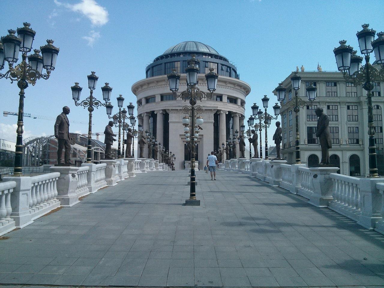 אתרי תירות מקדוניה