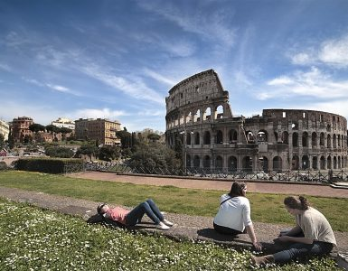 10 המלצות טיול משפחות ברומא