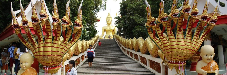 טיול מאורגן לתאילנד