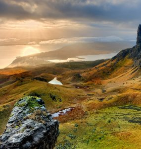 אירלנד Skye