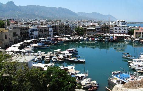 בתי מלון קירניה קפריסין הטורקית