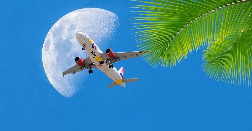 הזמנת טיסות