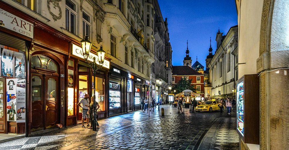 בתי מלון למשפחות בפראג