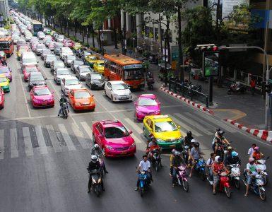 השכרת רכב בתאילנד