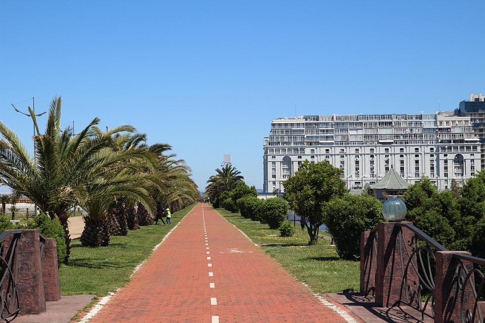 ביטומי בגאורגיה בתי מלון מומלצים