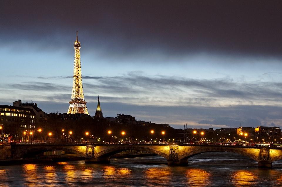 מלונות מומלצים בפריז