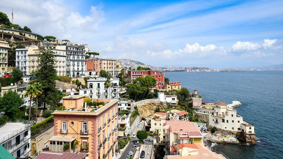 מלונות נאפולי באיטליה