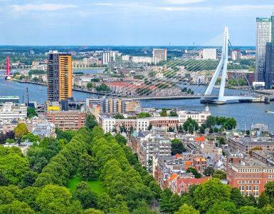 רוטרדם הולנד בתי מלונות למשפחות