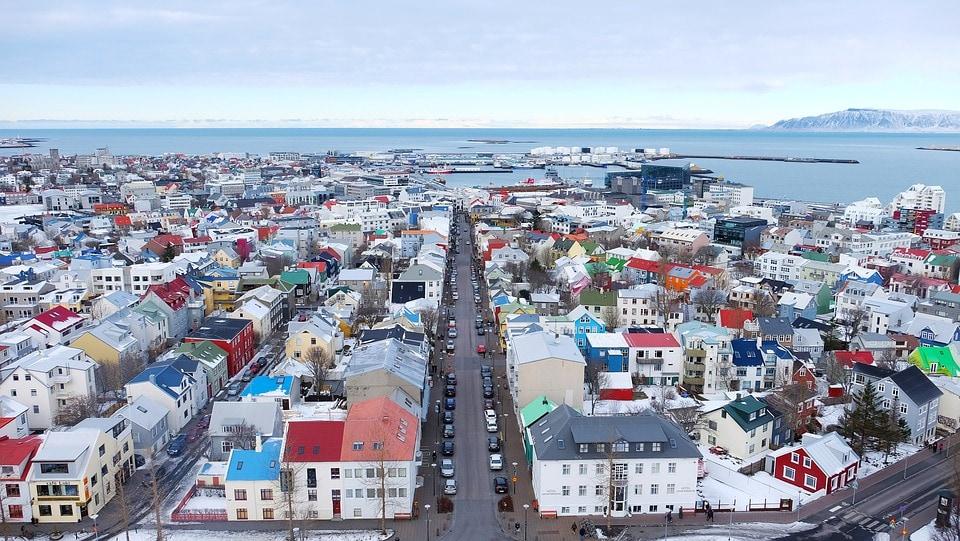 ריקייאויק איסלנד בתי מלונות
