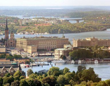 בתי מלון בשוודיה