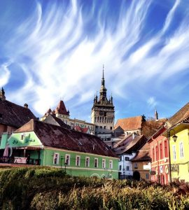 Sighisoara hotels