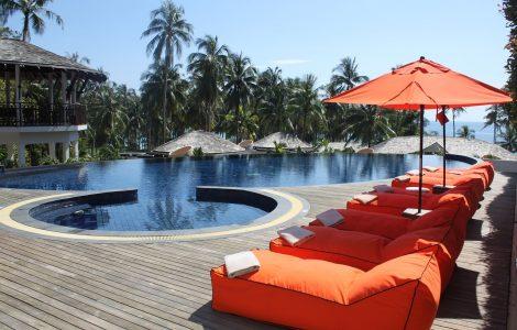 קופהנגן - בתי מלון בתאילנד