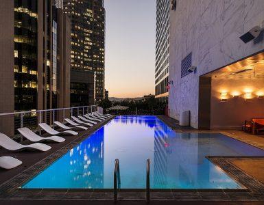לוס אנג'לס בתי מלון למשפחות