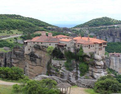 מטאורה יוון בתי מלון למשפחות