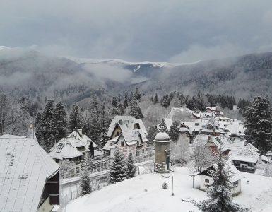 פויאנה רומניה בתי מלון עם המשפחה