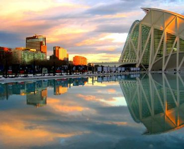 ולנסיה בתי מלון מומלצים בספרד
