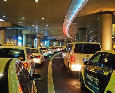 מונית משדה התעופה של לרנקה קפריסין