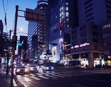 סיאול השכרת רכב בקוריאה