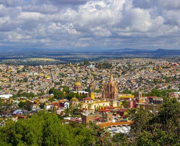 מקסיקו סיטי - בתי מלון
