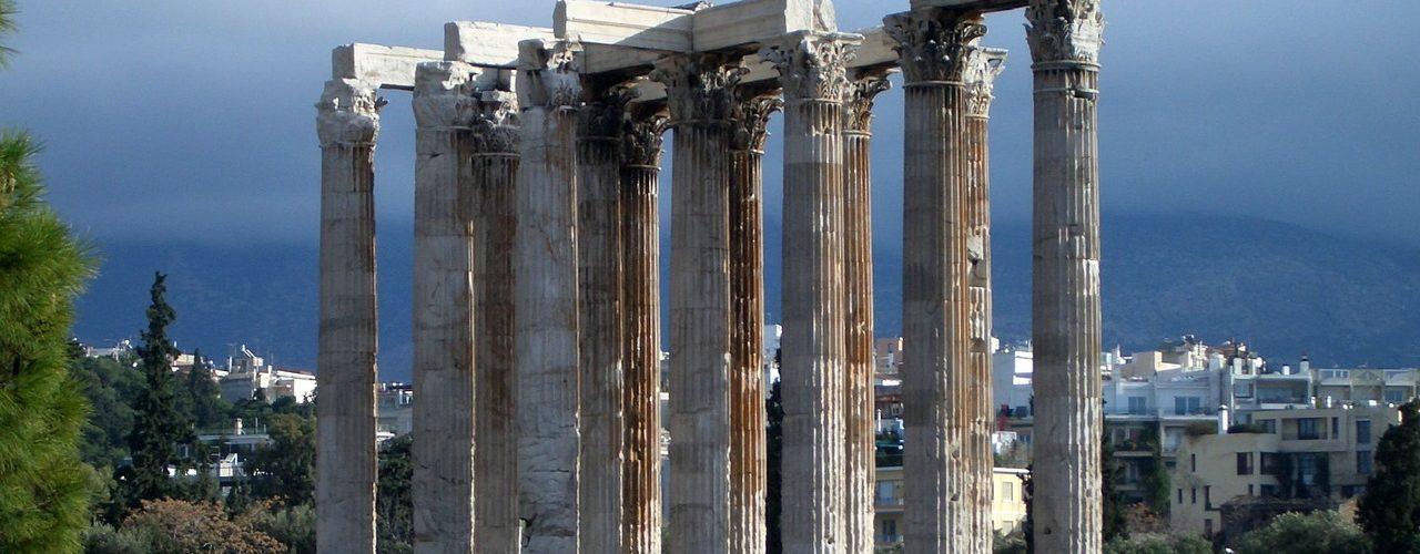 אתונה מזג האוויר