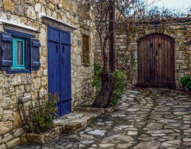 מוניות בקפריסין