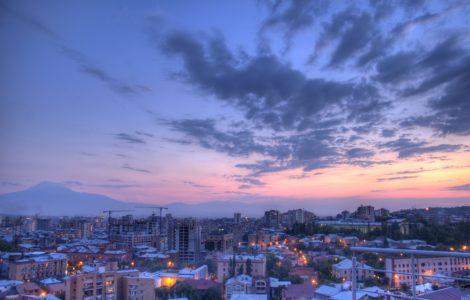 טיול בארמניה -עונות מומלצות