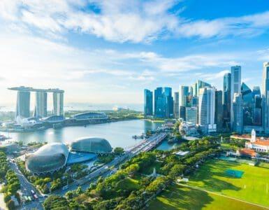 מזג האוויר בסינגפור