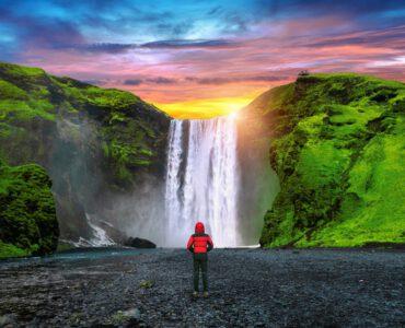 תנאי מזג האוויר באיסלנד