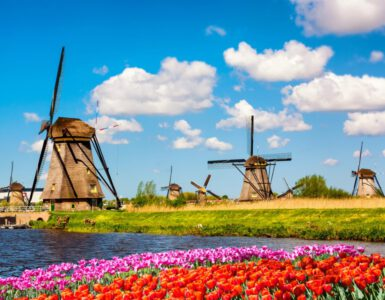 מזג האוויר בהולנד