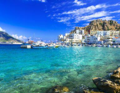 מזג האוויר ביוון