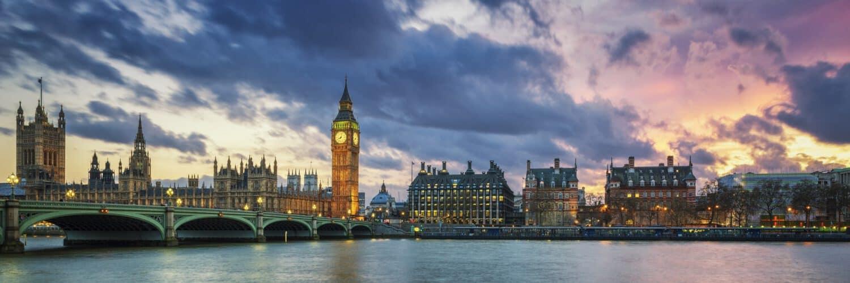 עונות מומלצות לטיול באנגליה